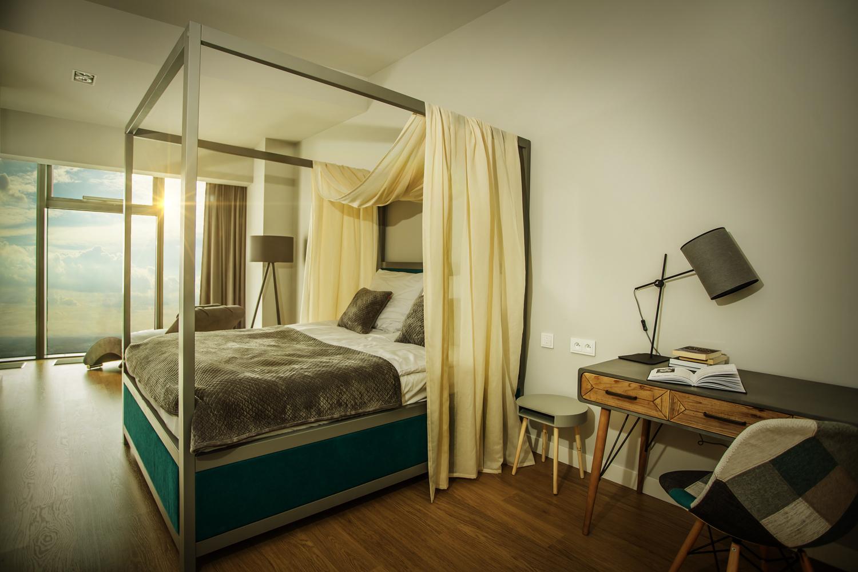 Mieszkanie Z Sypialnią Baldachimem